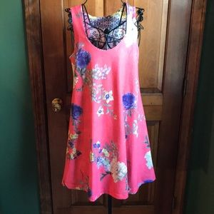 Nelly and Millie Reversible Sundress XS EUC